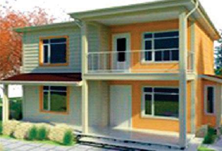 Fab House pre fab houses